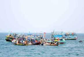 Akhirnya 19 Nelayan Rohil Riau Dipulangkan dari Malaysia