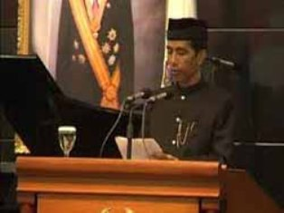 Menggerutu, Seorang Anggota DPRD DKI Tinggalkan Jokowi