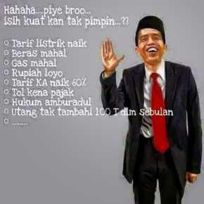 Rupiah Tembus Rp14 Ribu, Ekonomi Indonesia Dibawah Kepemimpinan Jokowi Diambang Bahaya