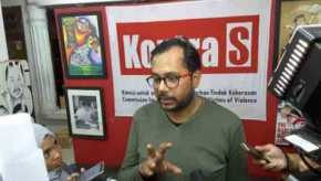 Ini Pernyataan Koordinator KonstraS Haris Azhar Terkait Rusuh Berdarah Warga Vs Polisi di Riau