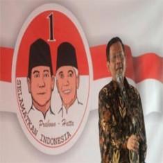 Mahfud MD: Kemenangan Milik Prabowo-Hatta