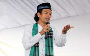 Pesan Ustaz Abdul Somad: Kalau Tak Mau Basah Jangan Main Air