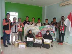 MILENIAL Kampar Riau Galang Dana Membela Palestina