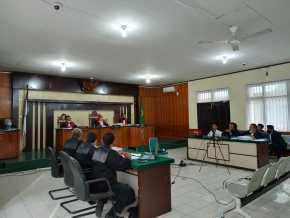 Unsur Pimpinan DPRD Bengkalis Minta Jatah Fee Proyek Jalan di Bengkalis