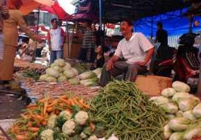 Pasar Kaget Tetap Buka, Satpol PP Pekanbaru Janji akan Bertindak