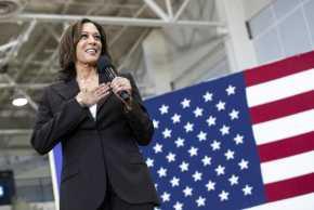 Joe Biden Tunjuk Kamala Harris Sebagai Calon Wakil Presiden