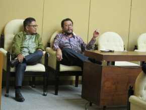 Yorrys: Peserta Munaslub Golkar Berdasarkan Munas Riau