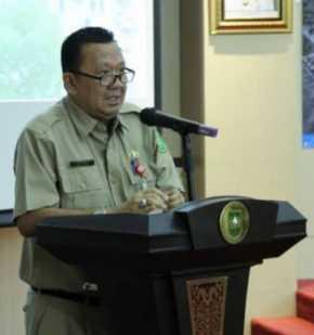 Disnaker Riau Beri Kesempatan Pekerja Terdampak Covid-19 Mendaftar Secara Online