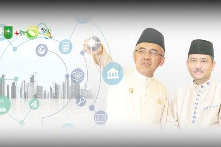 Komitmen Pemprov Riau Dalam Implementasi E-Goverment
