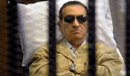 Setelah 6 Tahun Penjara, Hosni Mubarak Bebas