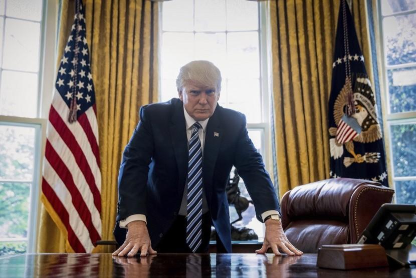 Sekjen PBB Ingatkan Trump Jangan Buat AS Terisolasi