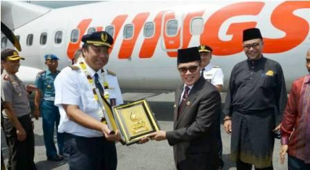 Tahukah Anda , Sekarang Sudah Dibuka Rute Penerbangan Wings Air Dumai-Medan, Dumai-Batam