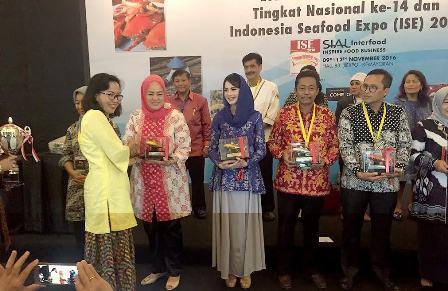 Masakan Berbahan Ikan Dari Provinsi Riau Juara Umum Tingkat Nasional Kementrian KKP