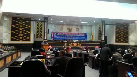 Akhirnya Perda Penanggulangan Kawasan Kumuh Mendapatkan Persetujuan DPRD Pekanbaru