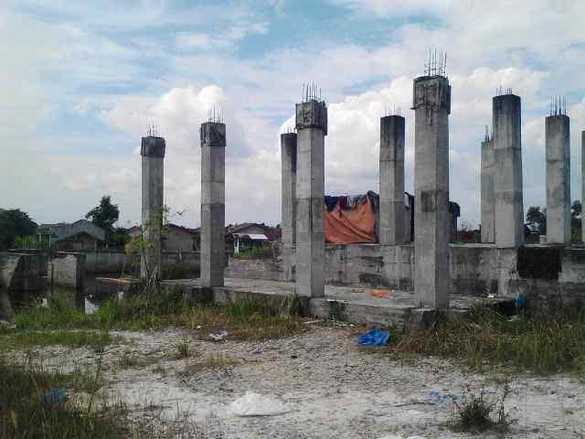Gawat, Rumah Pompa Nelayan Ujung Senilai 11 M Terbengkalai