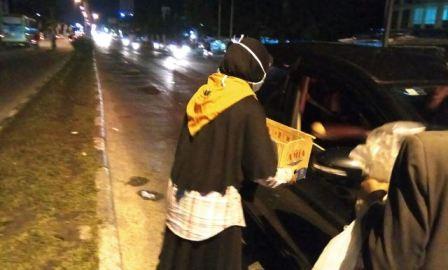 Mahasiswa UIN SUSKA Buka Posko Bantuan Untuk Aceh