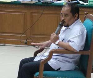 Luthfi Hasan Ishaaq Dihukum 16 Tahun Penjara dan Denda Rp 1 M