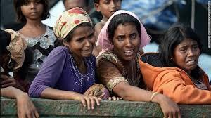 Kuburan Massal Muslim Rohingya Ditemukan di Rakhine