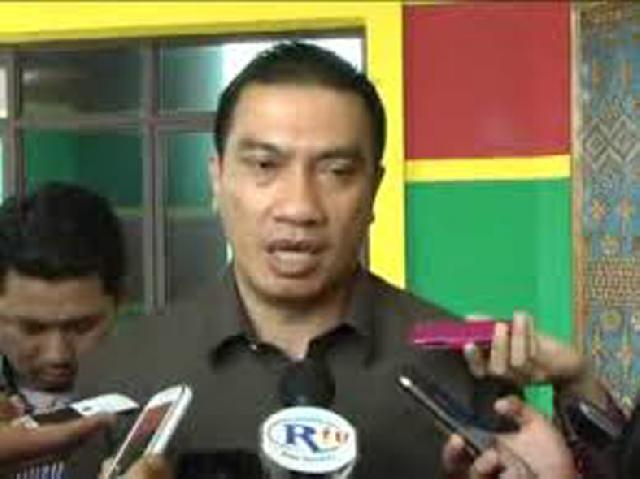 Ketua DPRD Riau Minta Pansus Periksa Izin Perusahaan Tanpa Pandang Bulu