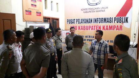 Hasil Real Count Berdasarkan C1 KPU Kampar, Azis-Catur Unggul 34.29 Persen
