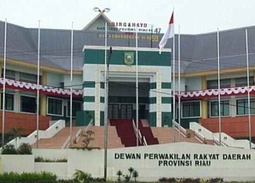 Advetorial Paripurna DPRD Riau Rubah Tatib Nomor 30 Tahun 2014 dan Tatacara Pemilihan Wagubri