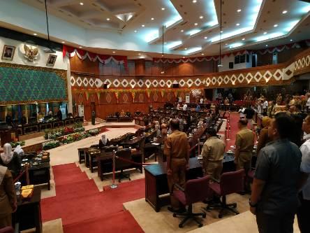 Asri Auzar Resmi Gantikan Noviwaldi Jusman Sebagai Wakil Ketua DPRD Riau