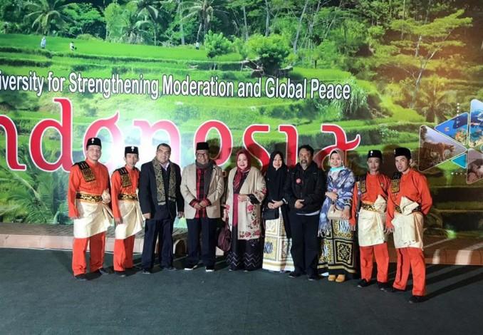 Tari Zapin Riau Tampil di Festival Janadriyah Arab Saudi