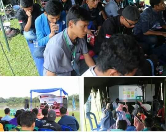Delegasi Mukernas Antusias Ikuti Seminar Nasional & Talkshow di Desa Peradaban