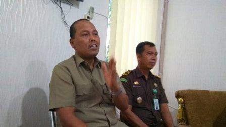 Lagi  Dua Orang Tersangka Korupsi Anggaran Pelalawan Ditahan Kejati Riau