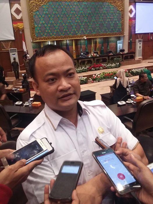 Taufik Rahman: Setiap Ketua Fraksi Harusnya Bisa Mengkondisikan Anggotanya