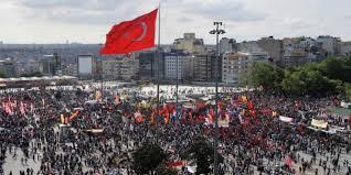 Turki Tahan 137 Demonstran May Day