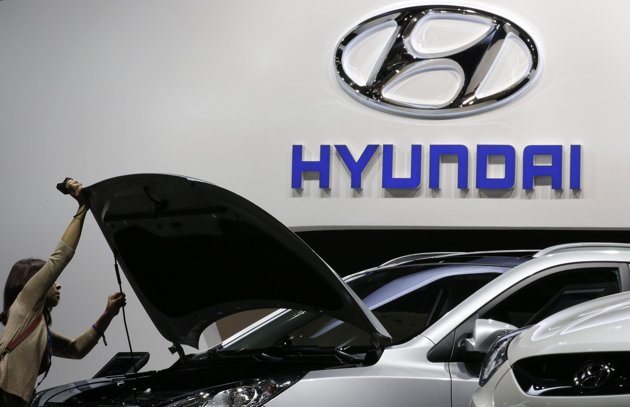 Ekonomi China Lesu, Penjualan Hyundai Meleset