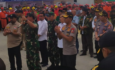 Panglima TNI Sebut Pekan Depan Tim TMC Sudah Turun ke Riau