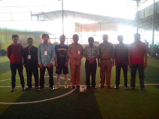Jelang Milad, IMM Riau Taja Turnament Futsal