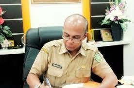 Kadisdik Riau  Rudyanto  Jadi Pj Bupati Inhil