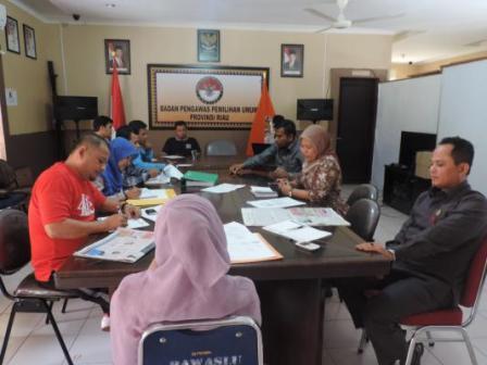Bawaslu Riau Duga Verifikasi Faktual Desa Kualu Bermasalah