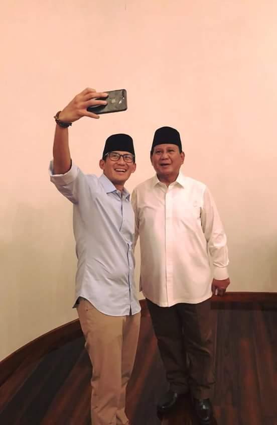 Bertaruh dalam Inkonsistensi 'Menyorot Cawapres Pilihan Prabowo'