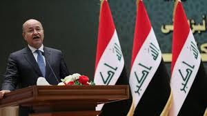 Presiden Irak Kutuk Kekerasan Terhadap Demonstran