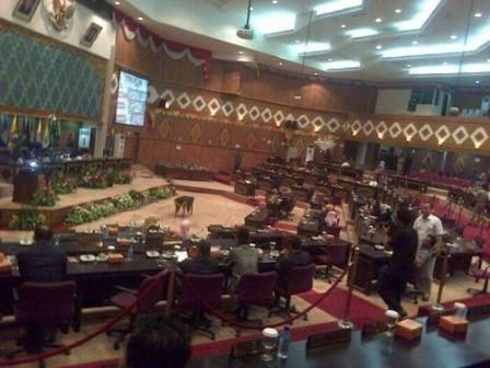 Perda Sedikit Selesai, Rapor Merah Kinerja BP2D DPRD Riau