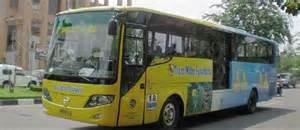Dishub Pekanbaru Pecat Dua Pramugara Bus TMP