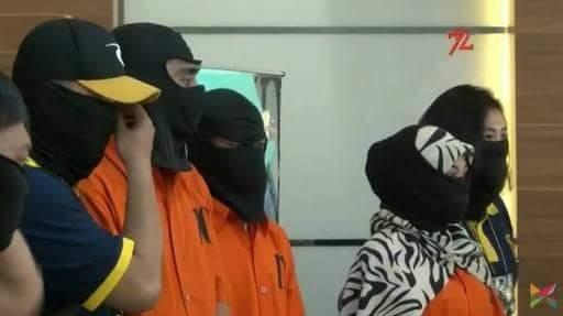 Sekretaris Komisi III DPRD Riau Laporkan Akun Website Penyebar Hoax ke Divisi CyberCrime Mabes Polri
