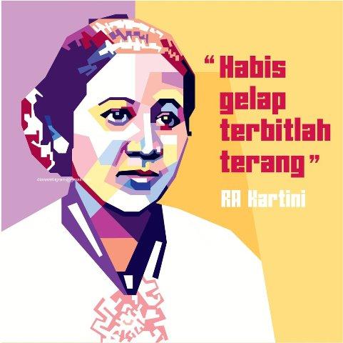 Ribuan Pengunjung Kunjungi Pameran Keliling Kartini