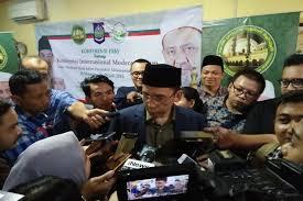 Survei: Elektabilitas TGB Turun Drastis Pasca dukung Jokowi