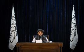 Taliban Minta Berpidato di PBB