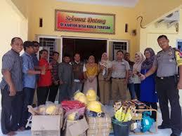 PT PMBN Gulirkan Alat Pemadam Kebakaran untuk Desa