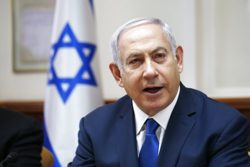 Netanyahu: Iran Berencana Serang Israel