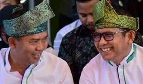 SBY, Yusril dan Romi Kampanye Akbar untuk Firdaus-Rusli Effendi