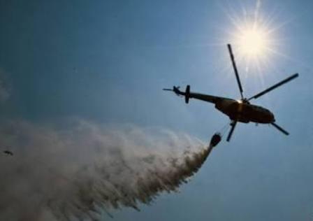 Tolong Kami Pak Pangdam, Tahun ini Di Riau Masih Banyak Titik Api