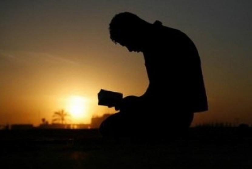 Menahan Marah dengan Qana'ah