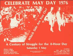 'May Day' Ribuan Buruh di Pekanbaru Berlangsung Damai